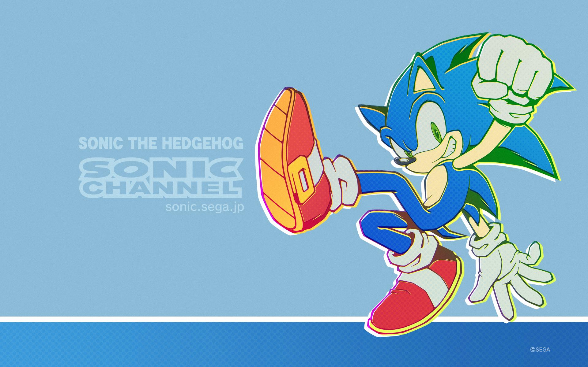 Sega ソニックチャンネル おたのしみ