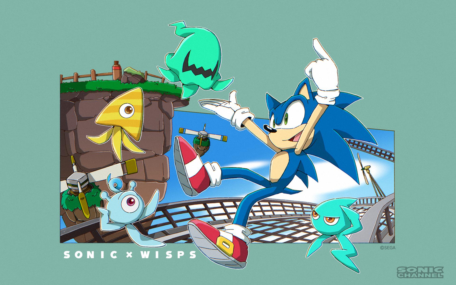 Sonic Channel wrzesień