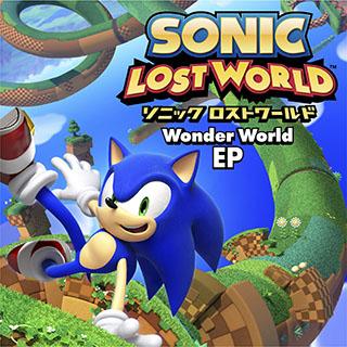 SONIC LOST WORLD - Wonder World EP