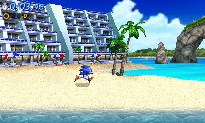 Emerald Coast Zones: Seaside Levels in Sonic Games - Green ...