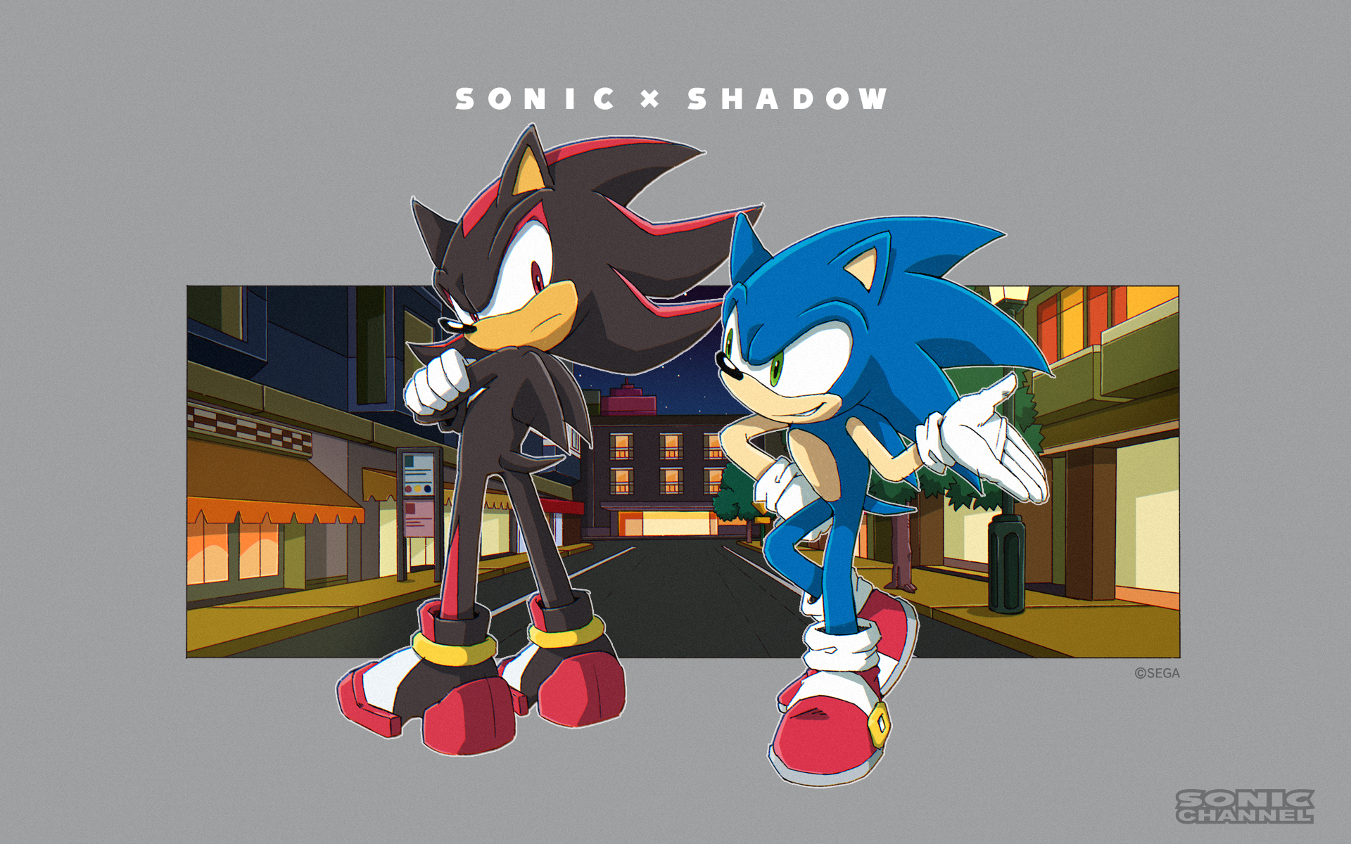 Sonic Channel - Lipiec 2021